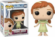 funko pop disney frozen ii young anna 589 vinyl figure photo