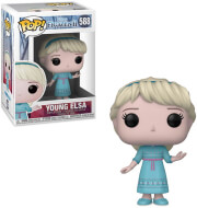funko pop disney frozen ii young elsa 588 vinyl figure photo