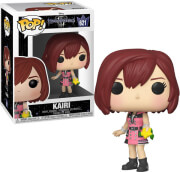 funko pop disney kingdom hearts iii s2 kairi with hood 621 vinyl figure photo
