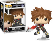 funko pop disney kingdom hearts iii s2 sora with ultima weapon 620 vinyl figure photo