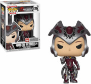 funko pop games gears of war s3 queen myrrah 476 vinyl figure gaming photo