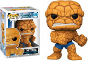 funko pop marvel fantastic four the thing 560 bobble head vinyl figure photo