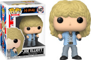 funko pop rocks def leppard joe elliott 147 vinyl figure singers photo
