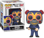funko pop television the umbrella academy hazel with mask 937 vinyl figure tv series photo