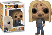 funko pop television the walking dead alpha with mask 890 vinyl figure tv series photo