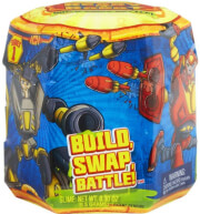 giochi preziosi ready 2 robot s1 build swap battle single pack pdq 18 pcs red04000 photo