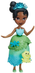 hasbro disney princess small doll little kingdom snap ins tiana e0209 photo