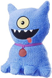hasbro ugly dolls feature sounds ugly dog plush toy e4562eu40 photo