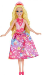 mattel barbie mini doll princess alexa blp45 photo
