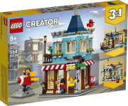lego 31105 townhouse toy store photo