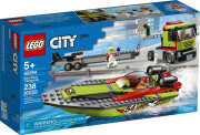 lego 60254 race boat transporter photo
