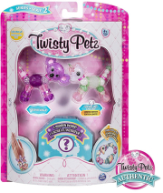 twisty petz three pack figures serie 2 queenie koala snowflakes unicorn 20104387 photo