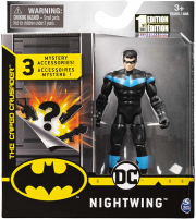 the caped crusader nightwing 10cm 20127094 dc comics photo