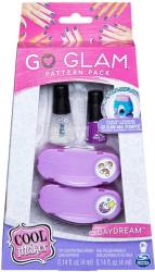 cool maker go glam pattern pack nail stamper daydream 20107965 photo