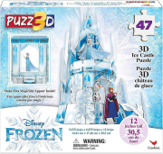 frozen ii 3d ice castle puzzle 6053088 photo