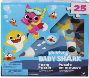 pazl 25pz pinkfong baby shark foam 6054917 photo