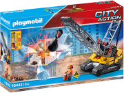 playmobil 70442 geranos katedafisis me erpystries kai domika stoixeia photo