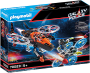 playmobil 70023 elikoptero galaxy pirates photo