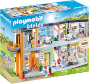 playmobil 70190 megalo iatriko kentro photo