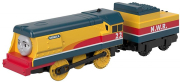 fisher price thomas friends trackmaster motorized railway train with rebecca photo