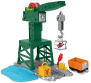 fisher price thomas friends cranky the crane playset gpd85 photo