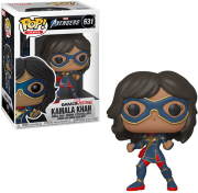 funko pop marvel avengers gameverse kamala khan stark tech suit 631 photo