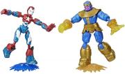 marvel avengers bend and flex iron patriot vs thanos e9197 photo