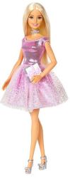 barbie happy birthday doll and accessory gdj36 photo