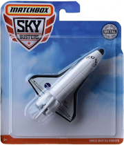 matchbox skybusters planes space shuttle orbiter ggt53 photo