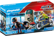 playmobil 70572 diarrixi sto atm photo