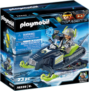 playmobil 70235 ice scooter ton arctic rebels photo