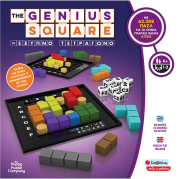 the genius square to exypno tetragono photo