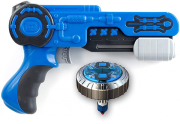 as silverlit spinner mad single shot blaster mega wave 7530 86304 photo