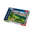 trefl puzzle 500pz dolomites photo