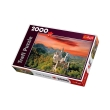 trefl puzzle 2000pz neuschwanstein castle bavaria photo