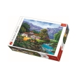trefl puzzle 3000pz hacienda by the stream photo