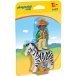playmobil 9257 fylakas me zebra photo