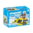 playmobil 9285 snowmobile photo
