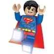 lego super heroes superman torch photo