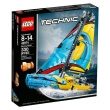 lego 42074 racing yacht photo