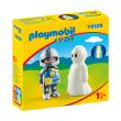 playmobil 70128 ippotis me fantasma photo