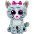 kiki grey cat plus toy 23cm 1607 37075 photo