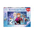 ravensburger frozen 2x24pcs 09074 photo