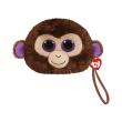 as ty gear beanie boos monkey wristlet 1607 95204 photo