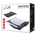 tostiera grill 2000w life grill time extra photo 4