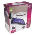 foyrnaki nyxion lafe nail dryer uv lamp 42 led lam002 extra photo 4