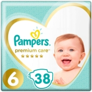 pampers premium care no6 13 kg 38tem photo