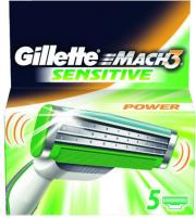 gillette antallaktika mach3 power sensitive 5tmx photo