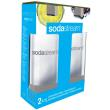 sodastream grey pet bottle duo 1lt photo