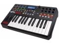 midi keyboard akai mpk225 compact keyboard controller extra photo 2